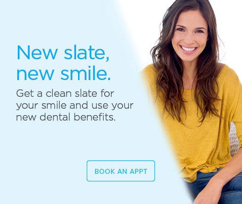 Novato Smiles Dentistry - New Year, New Dental Benefits